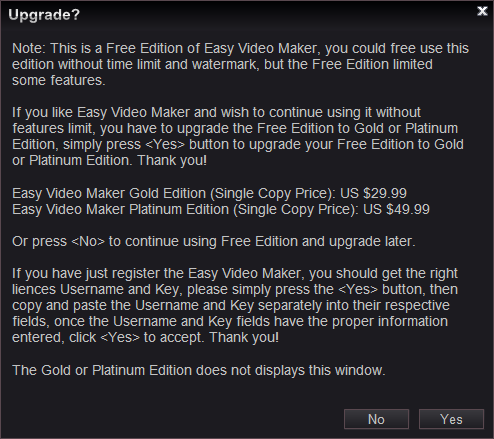 easy video maker keygen