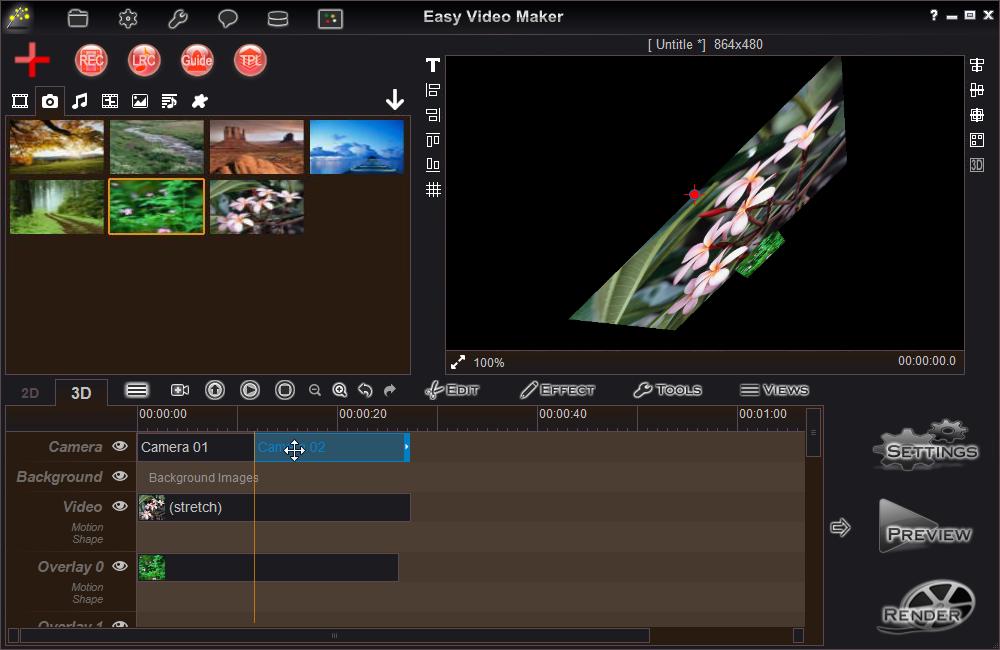 online movie making software free download