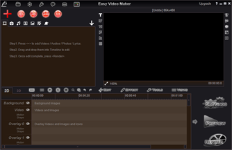 easy video maker screenshot 01